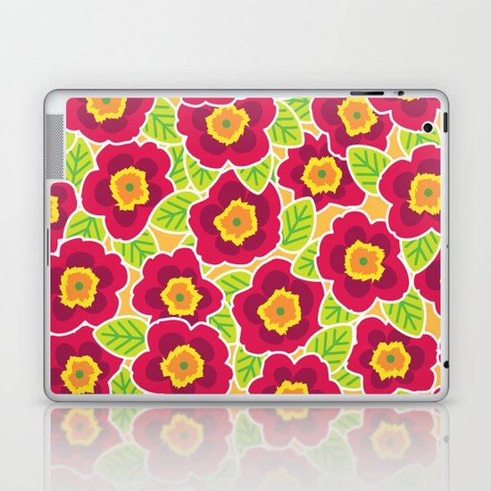 Primrose Collection 3 Laptop & iPad Skin