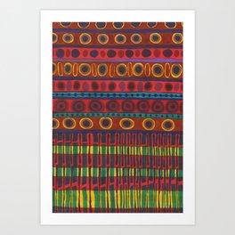 motif 04 Art Print