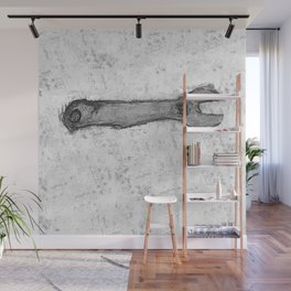 Wrench Wall Mural