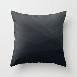 Stripe XII Hollywood Nights Throw Pillow