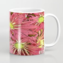Autumn Mums Coffee Mug