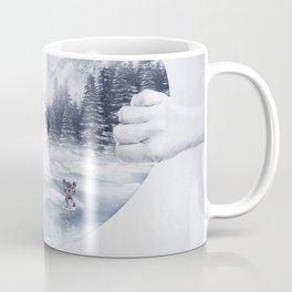 808s & Heartbreak ft. Dropout Bear Coffee Mug