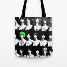 Turning Heads Tote Bag