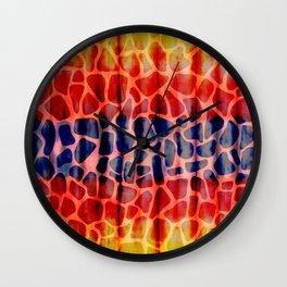 Fire Belt Wall Clock