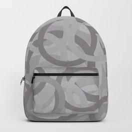 Geometry by Glojag Gray Backpack