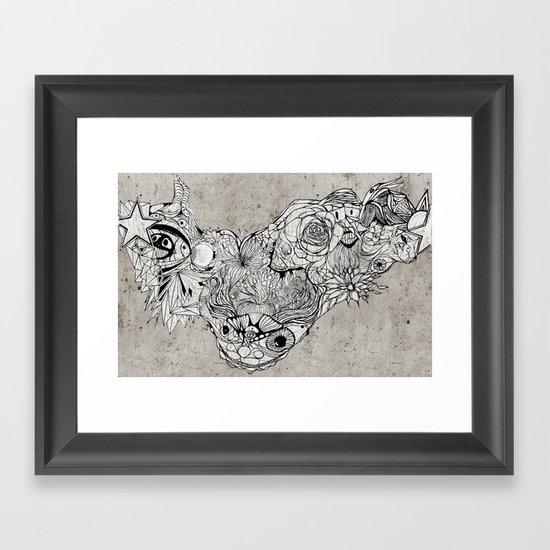 Laurenz Framed Art Print