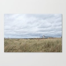 Instow walk Canvas Print