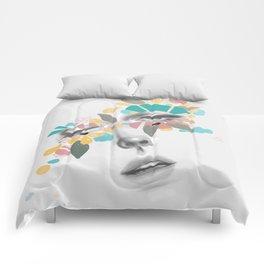 Aura de Vibrantes Comforters
