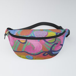Candy Land Fanny Pack