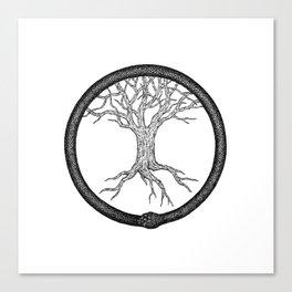 Yggdrasil Canvas Print