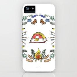 Camp Dutch iPhone Case