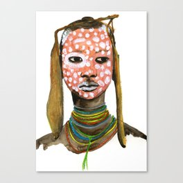 Natural Fashion Canvas Print