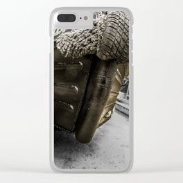 No Problem! Clear iPhone Case
