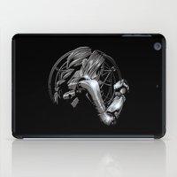 fullmetal iPad Cases featuring Edward Metal by BradixArt