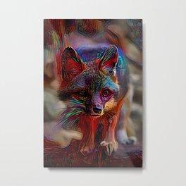 Redreaming Extinction Series Metal Print