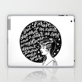 Goodnight, My Someone Laptop & iPad Skin