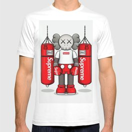 Kaws Art T-shirt