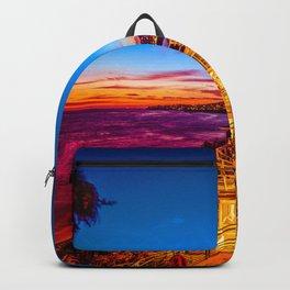 Twilight 5639 Laguna Riviera Beach Resort Backpack
