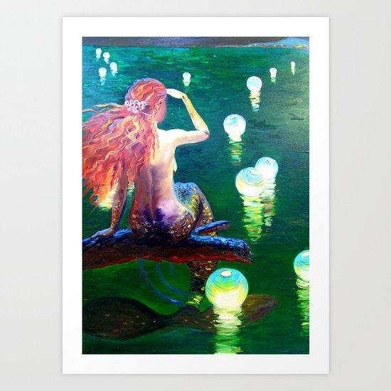 Mermaid by olhadarchuk