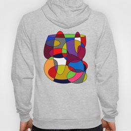 Abstract #28 Hoody