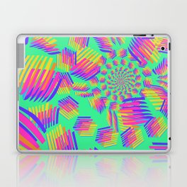Spring breakers - geometric color Laptop & iPad Skin