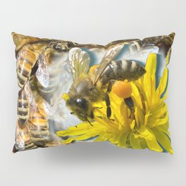 Bees Pillow Sham