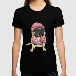 Puggin' So Hard T-shirt