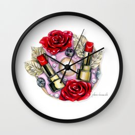 Dolce Couture Donut Wall Clock