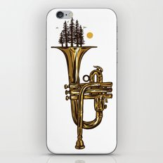 Flora & Fanfare iPhone & iPod Skin