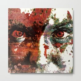 THE LESSER OF TWO EVILS  Metal Print
