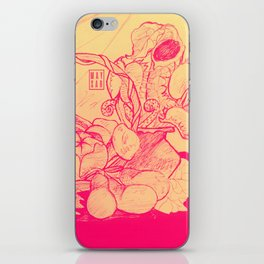 Beauty in Death iPhone Skin