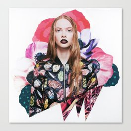 BLOOM 34 Canvas Print