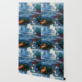 Mini World Environmental Blues 2 Wallpaper