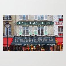 Streets of Paris Rug