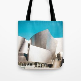 Music Hall Tote Bag