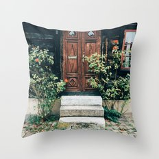 Visby Throw Pillow