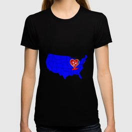 State of Tennessee T-shirt