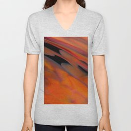 Cosmic Sunrise Unisex V-Neck