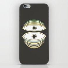 weyeld open - keep you eyes open iPhone & iPod Skin