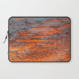 Catharsis in the Clouds Laptop Sleeve