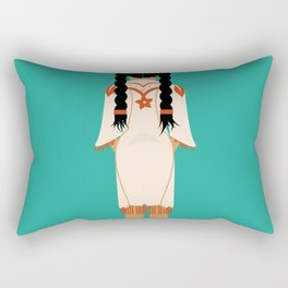 Tiger Lily Rectangular Pillow