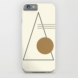 Merry Minimal 03 iPhone Case