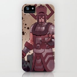 Galactus iPhone Case