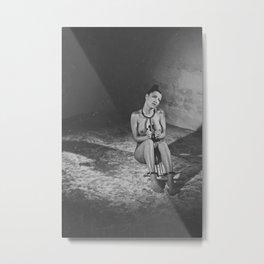 Scavengers Daughter Metal Print
