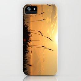 Evening Breeze iPhone Case