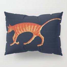 Ginger, Orange Tabby Pillow Sham