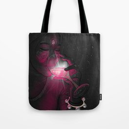 For Your Grace and Mercy, We thank Thee. (pink) Tote Bag