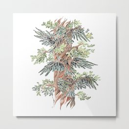 Waking Reverie Metal Print