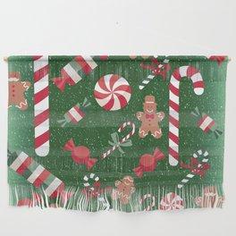 Christmas Candy Cheer Wall Hanging