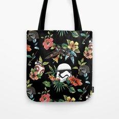 The Floral Awakens Tote Bag